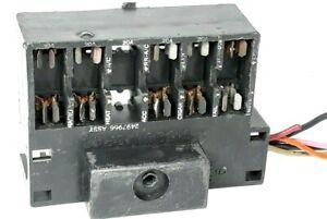 [SCHEMATICS_48IS]  Dash Wiring Harness Fuse Box 1966-70 Dodge Charger Superbee Roadrunner  2497966 | eBay | 1966 Dodge Fuse Box |  | eBay