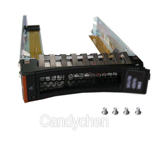 "2.5/"" SAS HHD Drive Caddy Tray For 44T2216 IBM x3650 x3550 x3500 x3400 M2 M3 M4"