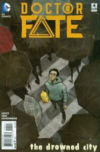 Doctor-Fate-Vol-3-4-Near-Mint-NM-DC-Comics-MODERN-AGE