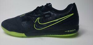 Nike-Zoom-Phantom-Venom-Pro-IC-Black-Volt-BQ7496-007-Indoor-Shoes-Size-8-EUR-41