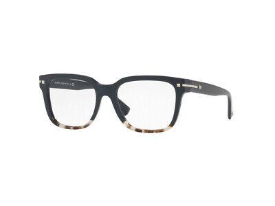 Sincero Montatura Occhiali Da Vista Valentino Autentici Va3012 Blu 5007