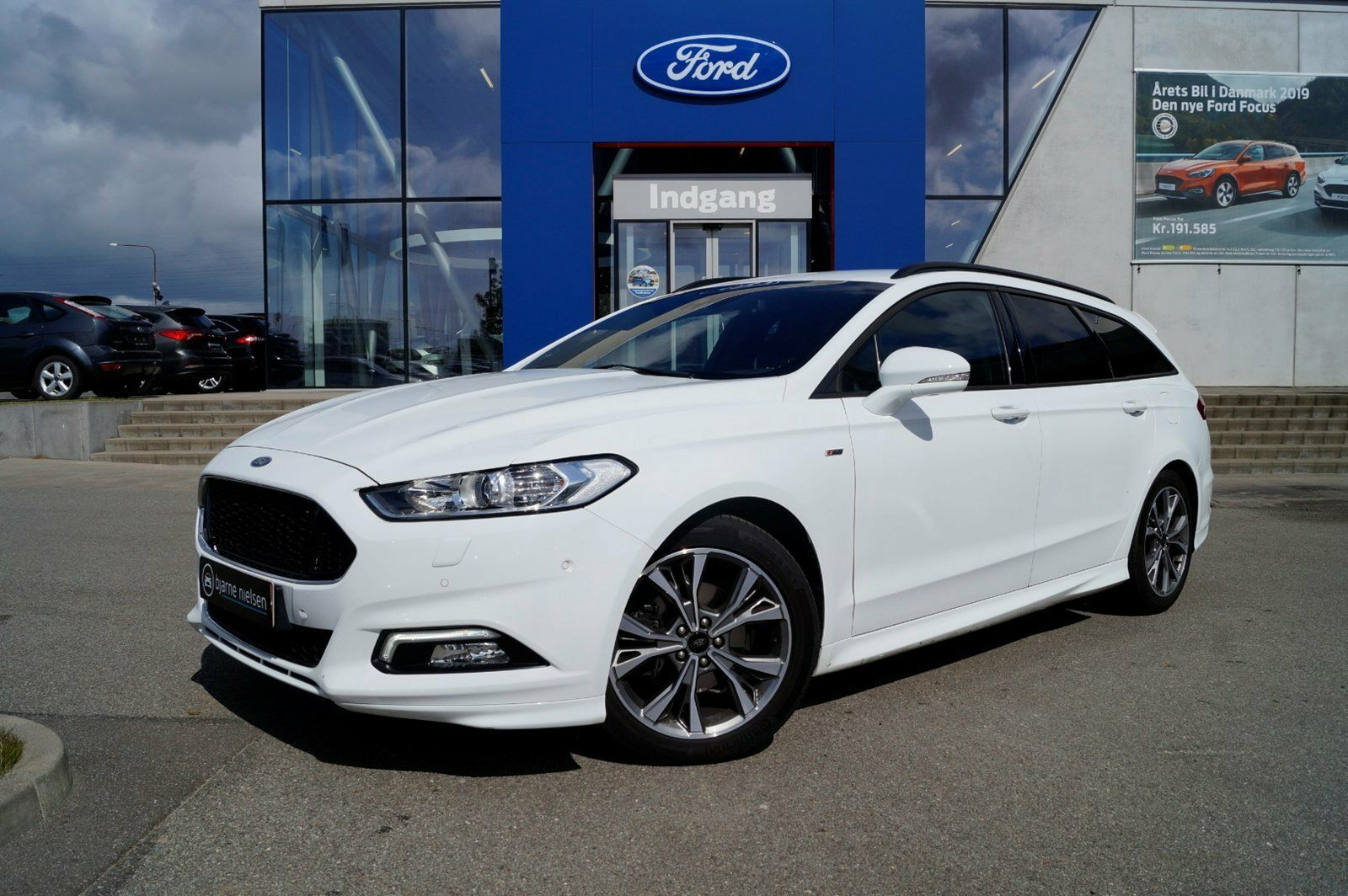 Ford Mondeo 1,5 EcoBoost ST-Line stc. aut.