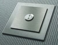 05 Switch Bell Door Bell  LED Push Button Stainless Steel Panel modern