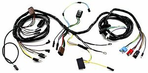 s l300 mustang head light wiring harness with tach gt 1967 alloy metal alloy metal wire harness at eliteediting.co