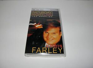 CHRIS-FARLEY-Saturday-Night-Live-Sony-PsP-UMD-Video-NEW-SEALED