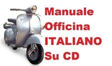 Manuale OFFICINA Piaggio Vespa 50 special 90 125 150 200 300 Px IE ET4 ECC SU CD