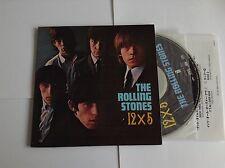 Rolling Stones 12 x 5 (Twelve Times Five) CD album (CDLP) Japanese UICY-93014