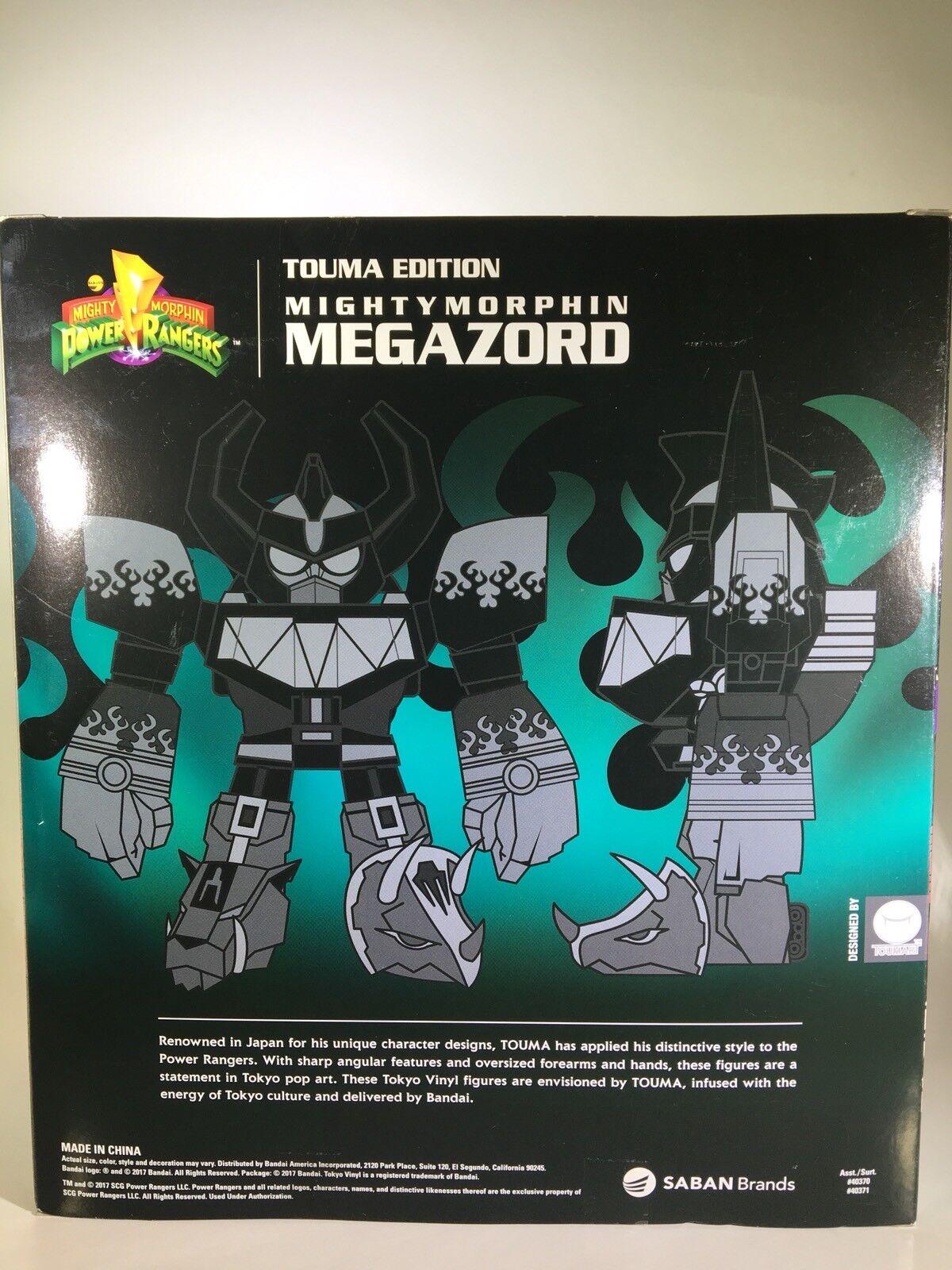 NYCC 2017 Power Rangers Bandai Tokyo Tokyo Tokyo Vinyl Limited Megazord 550 LE 744b61