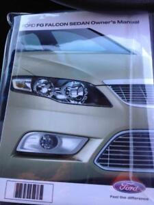 genuine ford fg mk1 falcon xt xr6 g6 g6e g6et xr6t sedan owners rh ebay com au fg falcon service manual pdf FG Famous