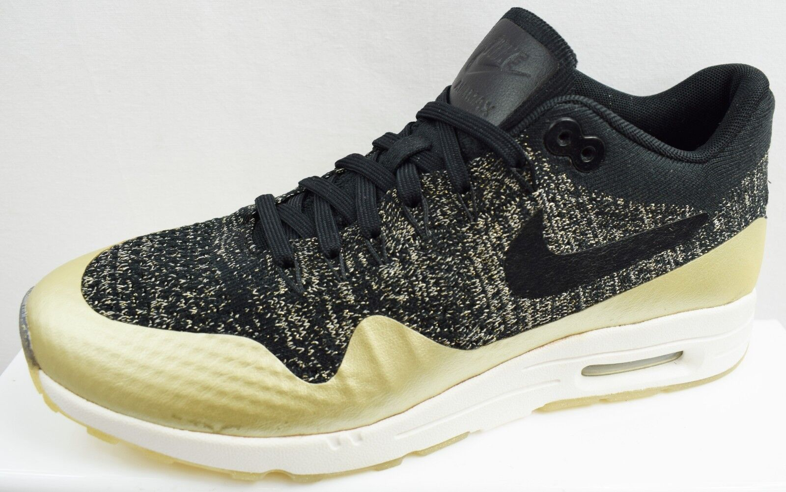 NIKE W AIR MAX 1 ULTRA 2.0 FK NEW MTLC LADIES TRAINERS BRAND NEW FK SIZE UK 5 (DY11) 734a5c