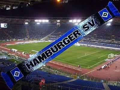 """Genial Schal Fanschal """"clubschal"""" Hamburger Sv Hsv Neu"""