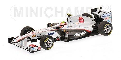Sauber F1 C30 Sergio Perez 2011 1:43 Model 410110017 MINICHAMPS