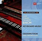 Carl Philipp Emanuel Bach: Keyboard Music (CD, Sep-2016, Dynamic (not USA))