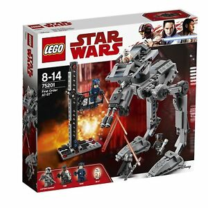 Lego 75201 First Order At-st ™ - Star Wars 8-14anni Pz 370