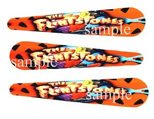 FLINTSTONES-Pinball-Flipper-Armour-Mod-3-piece-set