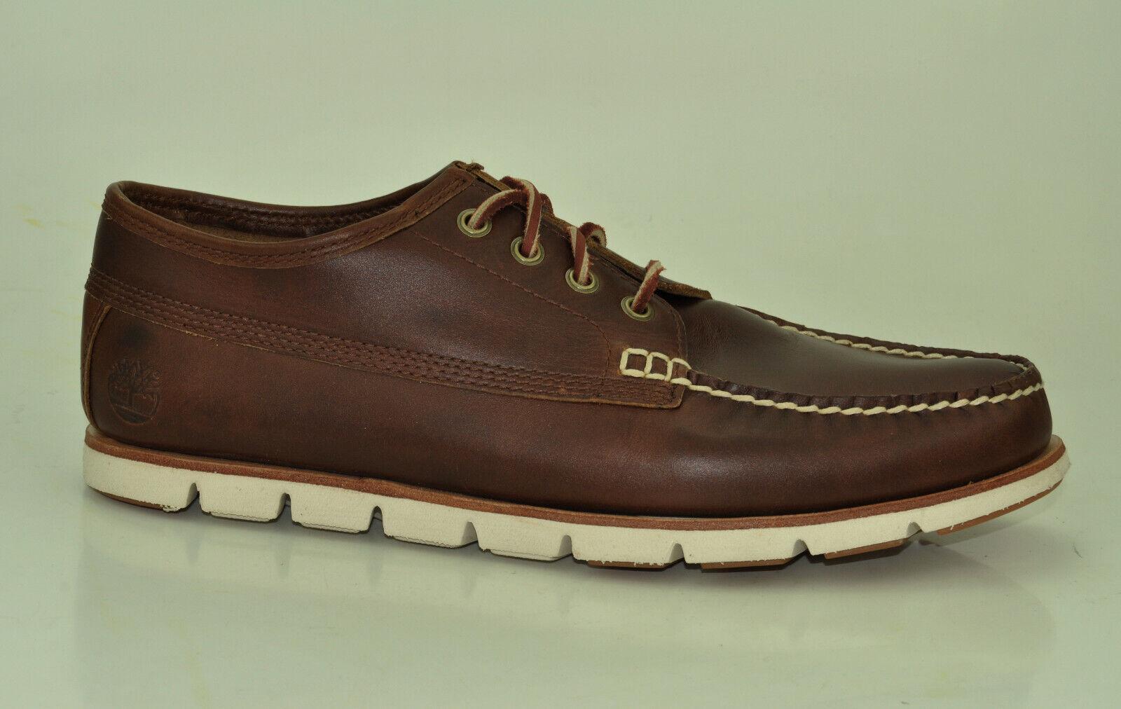 Timberland Tidelands 4-Eye Ranger Size 45 US 11 Lace Up Men Shoes A19XY