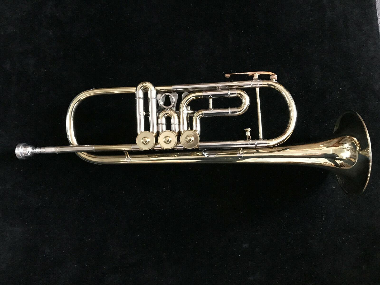 Konzert-Trompete CTR 501, Cerveny fachmännisch überholt, wie neu
