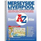 Merseyside Street Atlas by Geographers' A-Z Map Company (Spiral bound, 2013)