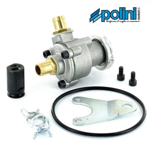 Pompe à eau POLINI PEUGEOT 103 SP MVL SPX RCX Vogue Fox moteur cyclo mobylette