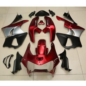 Image Is Loading ABS Fairing Bodywork Kit For Honda CBR900RR CBR
