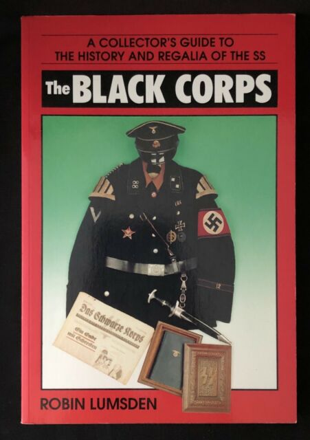 THE BLACK CORPS - ROBIN LUMSDEN - 1992 - Excellent Condition
