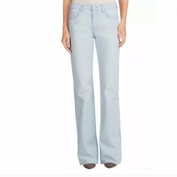 J Brand 5221 Womens Evermore Sabine High Rise Flare Jeans Size 26