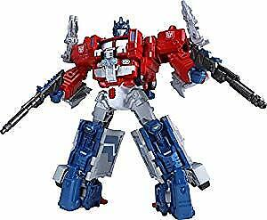 Takara Tomy Transformers Legends LG35 Super Ginrai [Optimus Prime] Action Figure