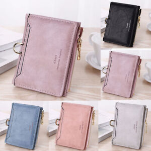 Small-Women-Zipper-RFID-Wallet-Fashion-Lady-Solid-Coin-Pocket-Purse-Clutch-Bag