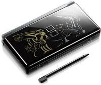 Nintendo Ds Lite Full Replacement Housing Shell Screen Lens Black Pokemon Us