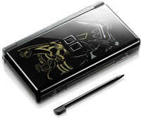Nintendo Ds Lite Full Replacement Housing Shell Screen Lens Black Pokemon Us