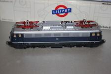 Liliput 10231 Elok Baureihe E10 432 DB blau Spur H0 OVP