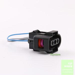 OEM-For-VW-Golf-Jetta-Passat-AUDI-SKODA-2-Pin-Plug-Washer-Fluid-Sensor-Pigtail