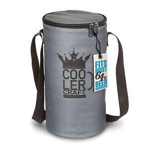 Cooler Craft 64oz Beer Growler Carrier Ebay