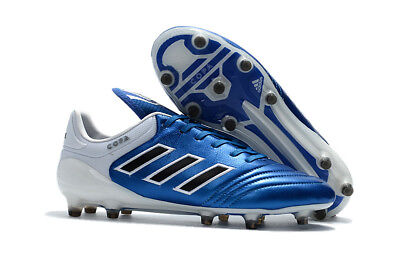 ADIDAS Copa 17.1 FG Uomo Scarpe da calcio in pelle blu borchie MUNDIAL BA8516 NUOVO | eBay