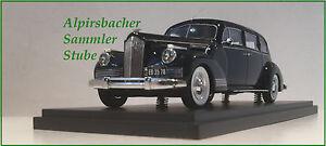 A-S-S-NEU-ESVAL-PACKARD-180-LIMOUSINE-7-PASSENGER-BLUE-1942-EMUSPA43002A-OVP