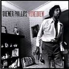 Homebrew * by Brewer Phillips (CD, Apr-1996, Delmark (Label))