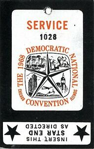a history of the 1968 democratic national convention in the united states Home history united states and canada us history students for a democratic society including stop the draft week in october 1967 and the riots at the democratic national convention in chicago in sds demonstrations against the war drew thousands of protesters in 1968.