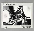 New World by Joe Chambers (CD, Feb-2010, Porter Records)