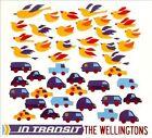 In Transit [Digipak] by Wellingtons (CD, Nov-2011, Zip Records)