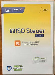WISO Steuer Start 2021, CD-Box,   eBay