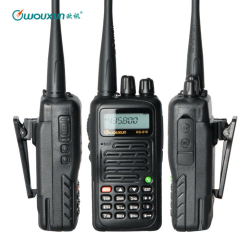 Wouxun KG-816 Walkie Talkie VHF 136-174Mhz Two Way Radio wireless communication