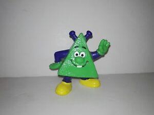 Figurine Astrosniks Pyramido Bully 1982 Très Rare
