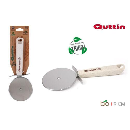 Ustensile Cuisine Coupe Pizza Fabrication Ecologique Quttin Bio 22.5 x 9cm Fr