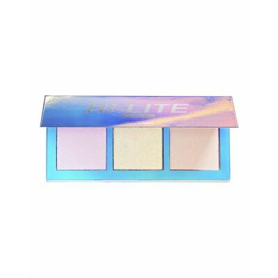 Genuine Lime Crime Hi-Lite Opals Pink Peach Gold Highlighter Powder Make Up