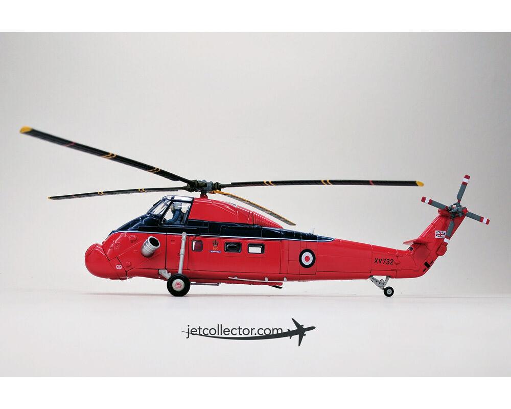 hasta un 50% de descuento Corgi Wessex Ch. Mk 4 Raf Vuelo Vuelo Vuelo de la Reina, XV733, AA37609 RAF Hendon, Inglaterra  hermoso