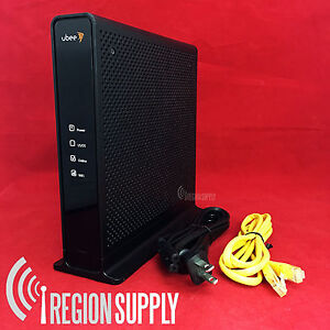 Ubee DDW365 Cable Modem Wireless Router