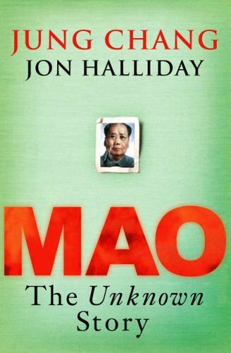 1 of 1 - Mao: The Unknown Story by Halliday, Jon 0224071262 The Cheap Fast Free Post