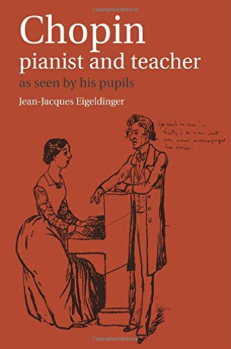 Eigeldinger Jean Jacques-Chopin Rev/E 3/E (US IMPORT) BOOK NEU