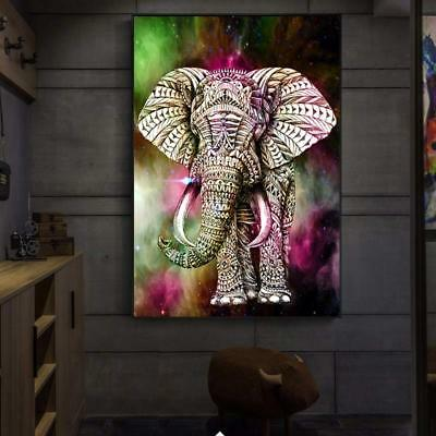 Cross Stitch Decorative Full Drill Embroidered Diamond Painting Elephant LIN