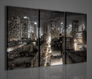 Quadri moderni new york city quadro moderno arredamento for Arredamento moderno on line